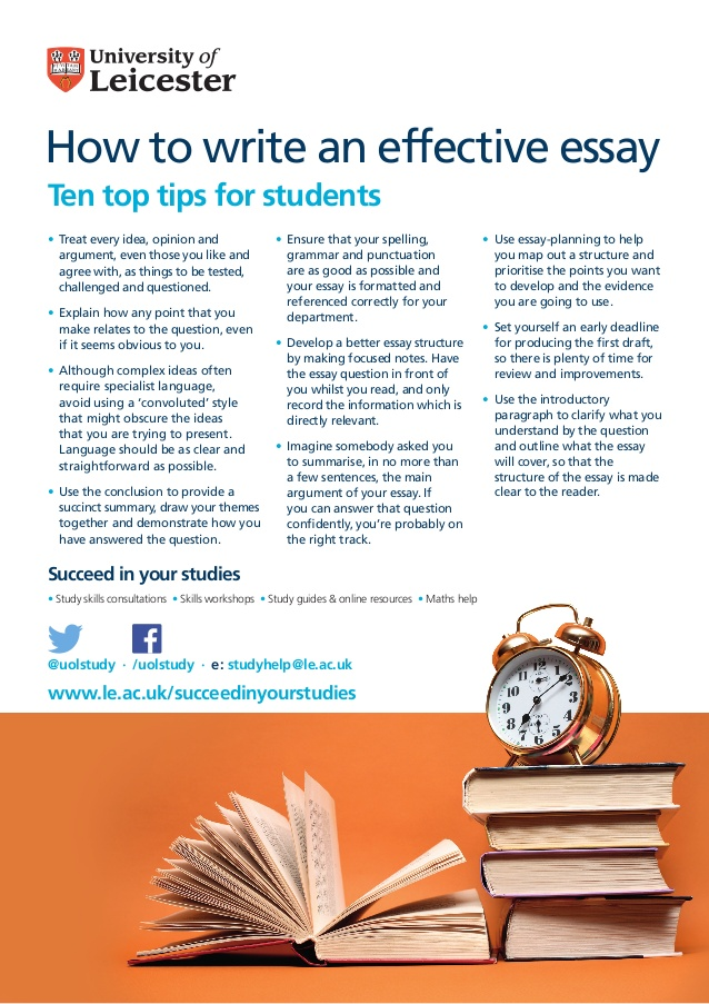 Proctored essay national university